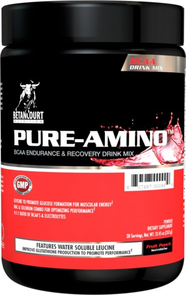 Pure Amino (353g) - Betancourt Nutrition