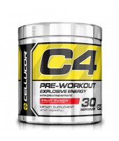 C4 Extreme - Cellucor-30 porções