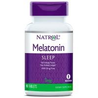 Melatonina 1mg (90 tabletes) - Natrol