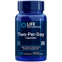 Two-Per-Day (120 capsulas ) - Life Extension