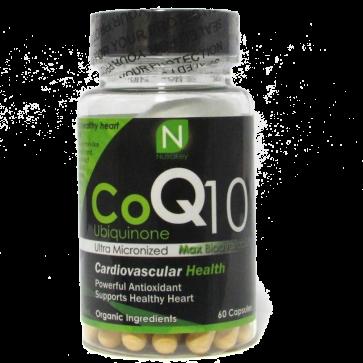 CoQ10 - 50mg - NutraKey