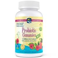 Probiótico Gummies Kids (60 gomas) - Nordic Naturals