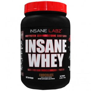 Insane Whey Protein (2lbs) - Insane Labz