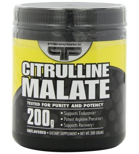 Citrulline Malate (200g) - Primaforce