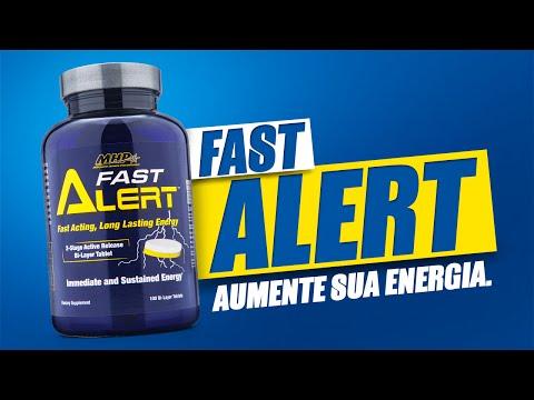 Fast Alert MHP - Jacaré Suplementos