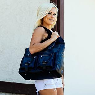 Bolsa Femina EXPERT TOTE - Six Pack Fitness
