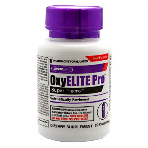 Oxyelite PRO - Lacre Roxo