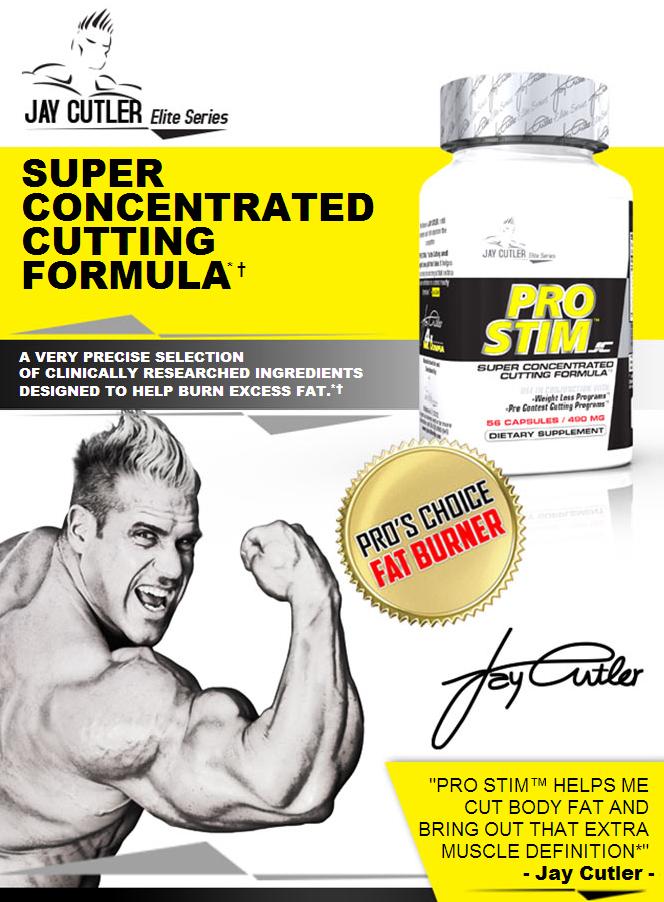 Pro Stim - Jay Cutler Series