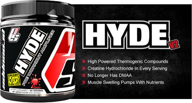 Hyde Pré-treino