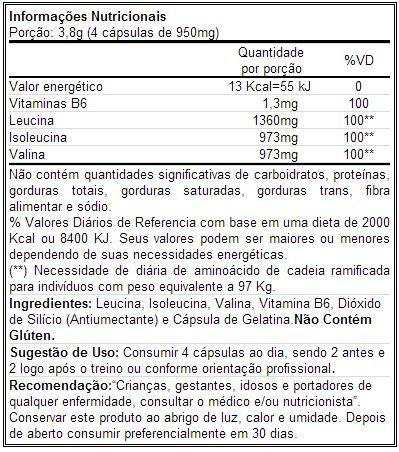 79bafcc26 Amino BCAA TOP - IntegralMédica - Compre aqui