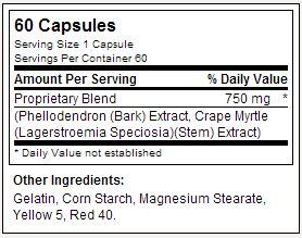 Anabolic Pump - USPLabs - Tabela Nutricional