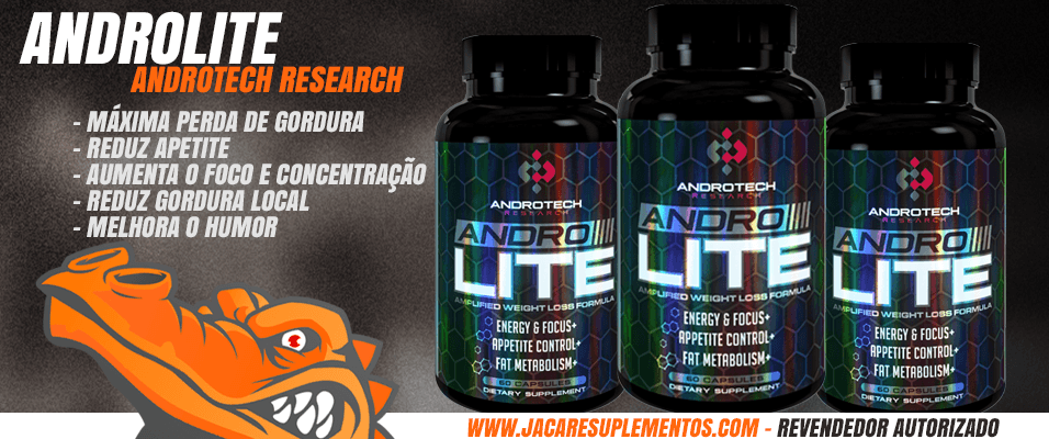 AndroLITE - Loja Oficial da Androtech Research
