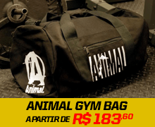 Animal Gym Bag - Universal