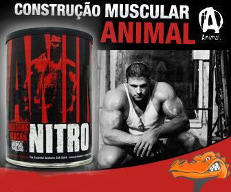 Animal Nitro - Jacaré Suplementos