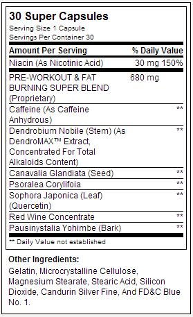 B4 - Tabela Nutricional