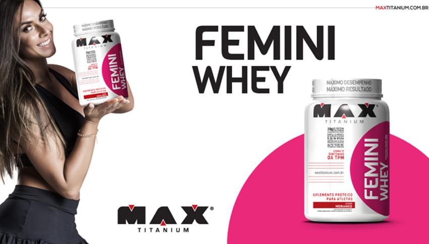 Femini Whey Max Titanium