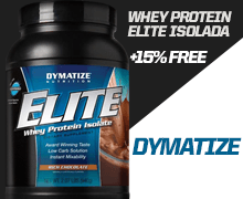 Elite Whey Dymatize