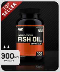 Fish Oil - Óleo de Peixe Omega 3 - Optimum