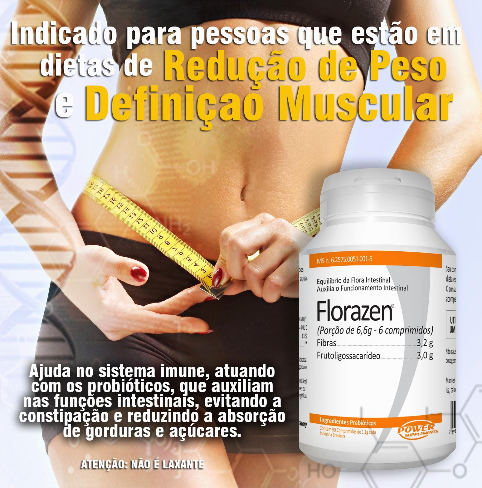 Florazen - Power Supplements