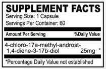 H-drol - Tabela Nutricional