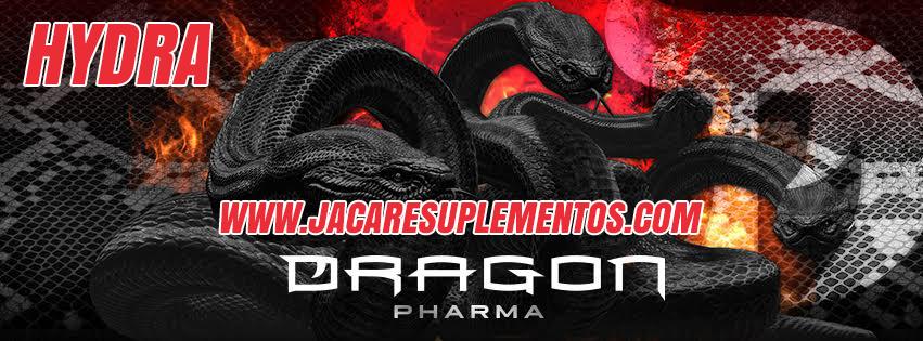 Hydra - Classe 5 - Pró-hormonal - Jacaré Suplementos