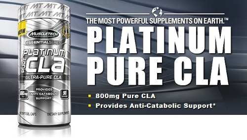 CLA Platinum Muscletech