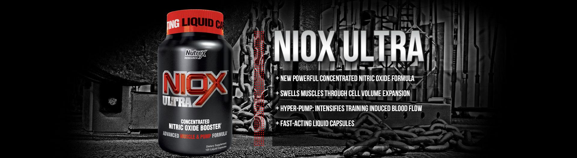 Niox - Nutrex