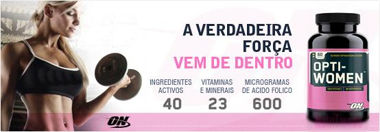 Opti-Women - Optimum Nutrition - 120 Cápsulas