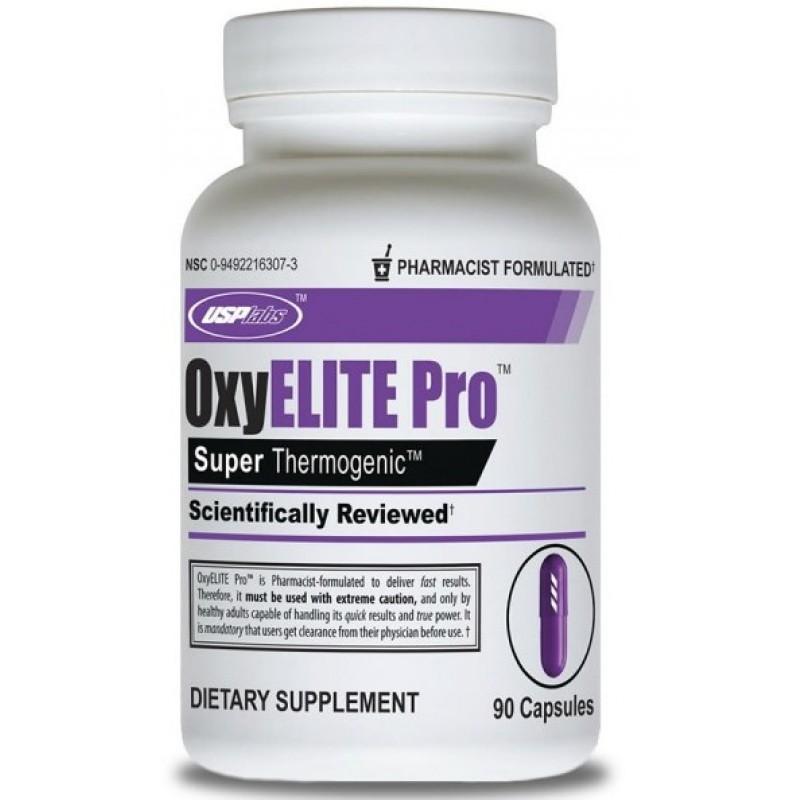 Oxyelite PRO - Com DMAA