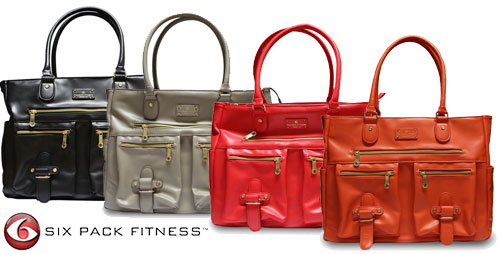 Jacaré Suplementos - Expert Tote Six Pack Fitness